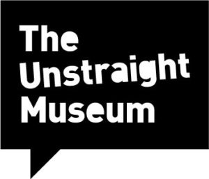 The Unstraight Museum Logo