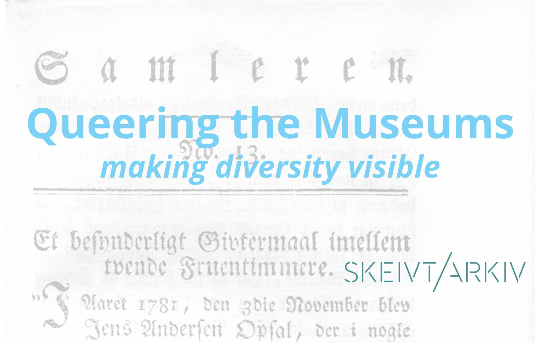 queering museums